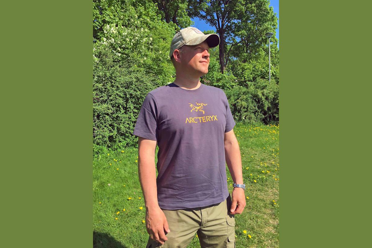 Klassiker: Arcteryx Arc'word er en klassisk t-skjorte, men har forbedringspotensiale på et par områder.