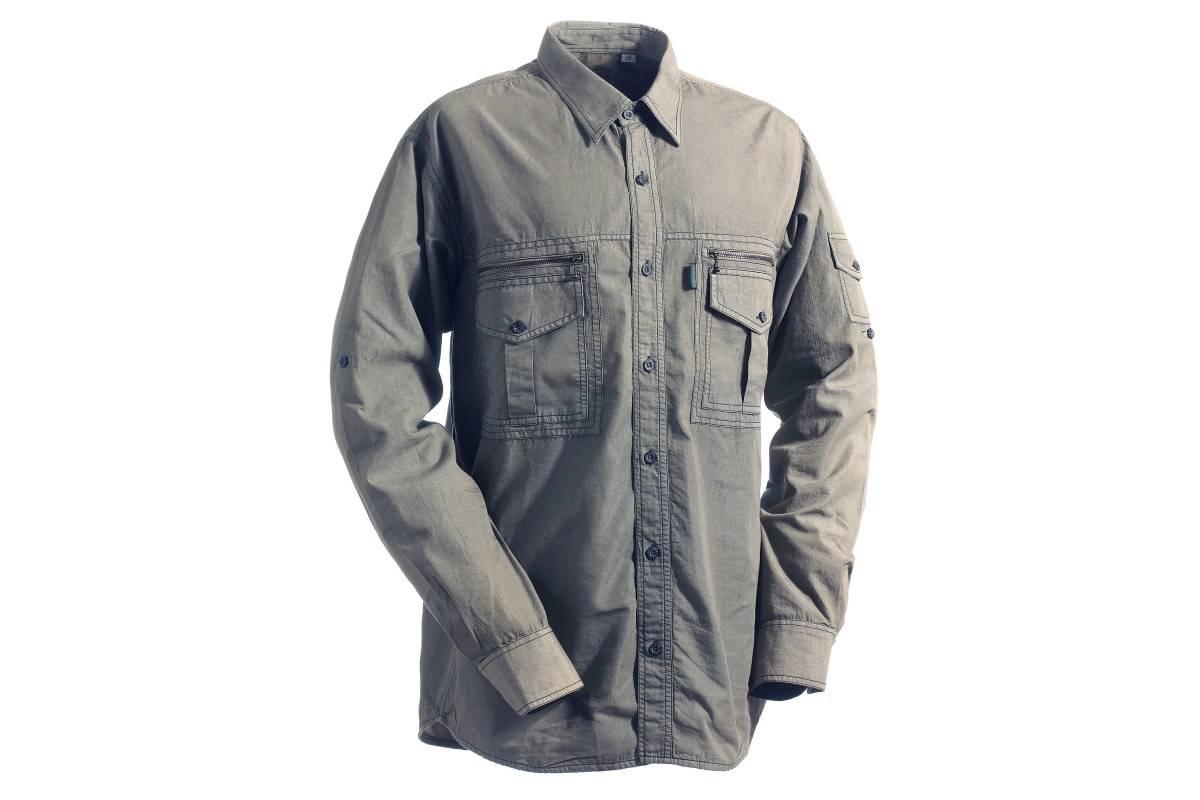 Serengeti Mesh er en fin jaktskjorte ved gode temperaturforhold, uansett hvor du er.
