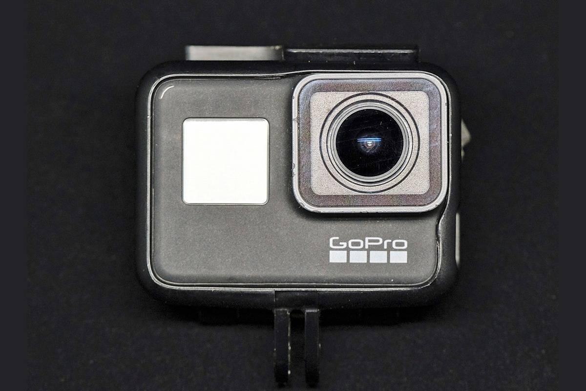 Test av GoPro Hero7 Black.
