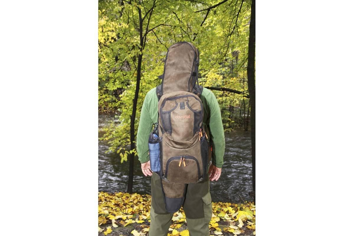 Komfortabel: Dovrefjell Forest byr på gode funksjoner til en god pris, hvis du er lei av at hagla dingler over skuldra på transportetappene.