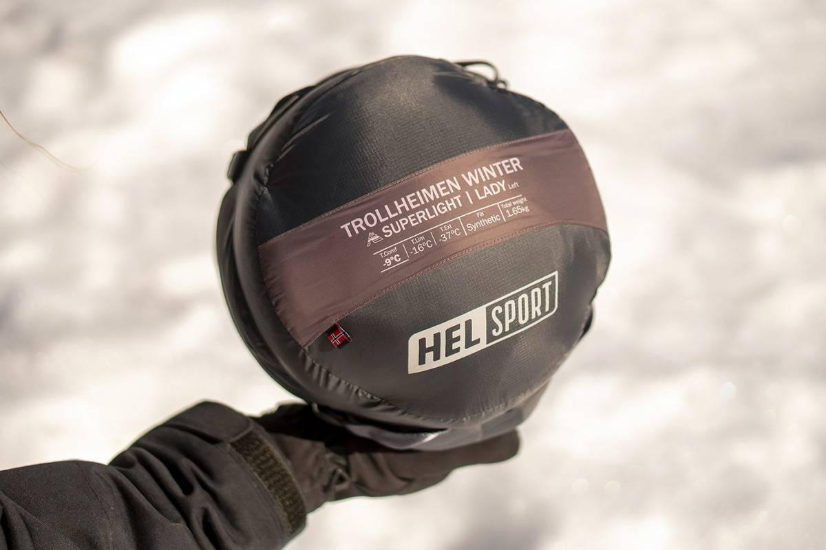 Test av Helsport Trollheimen Superlight Winter Lady