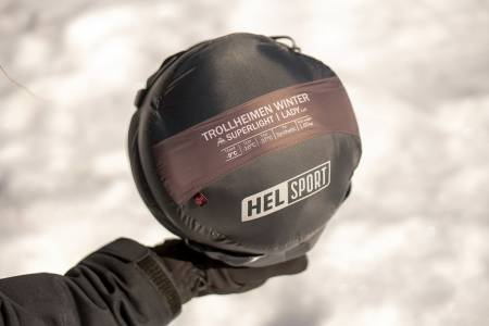Test av Helsport Trollheimen Superlight Winter Lady