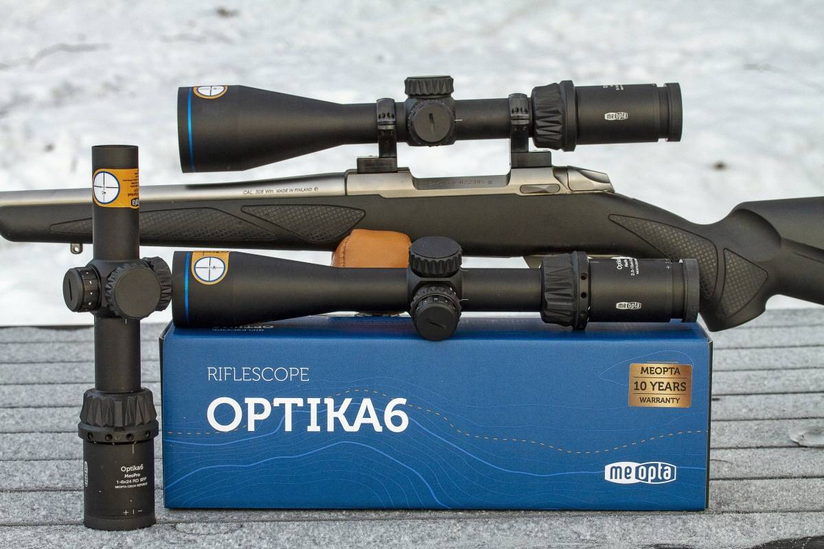 Test av Meopta Meopro Optika6