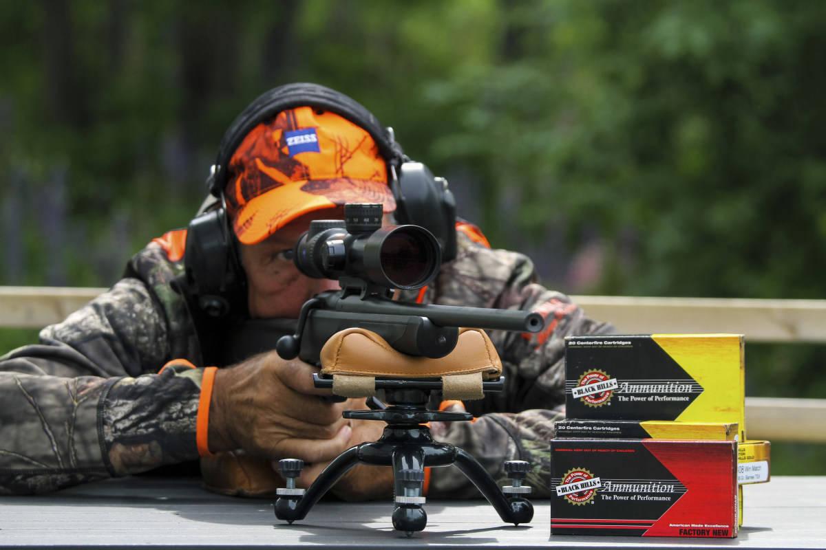 NYTT PÅ MARKEDET: Vi har testet ammunisjon fra den amerikanske produsenten Black Hills.
