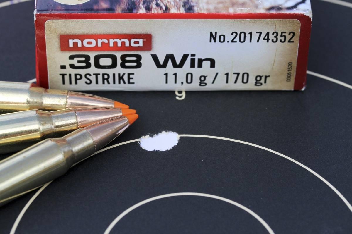 PRESISE SAMLINGER: Fem treskusssamlinger med snitt på 14mm; den ene var på hysteriske 5mm!