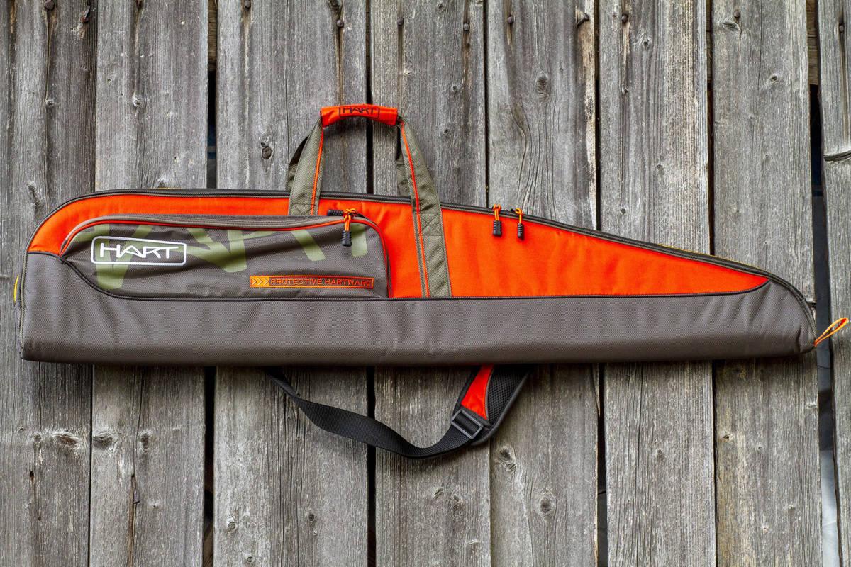 Test av Hart riflefutteral.