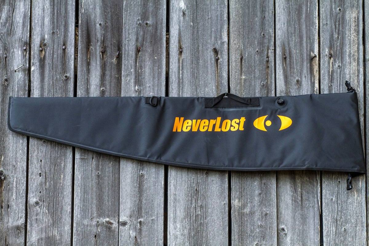 Test av Neverlost Waterproof.