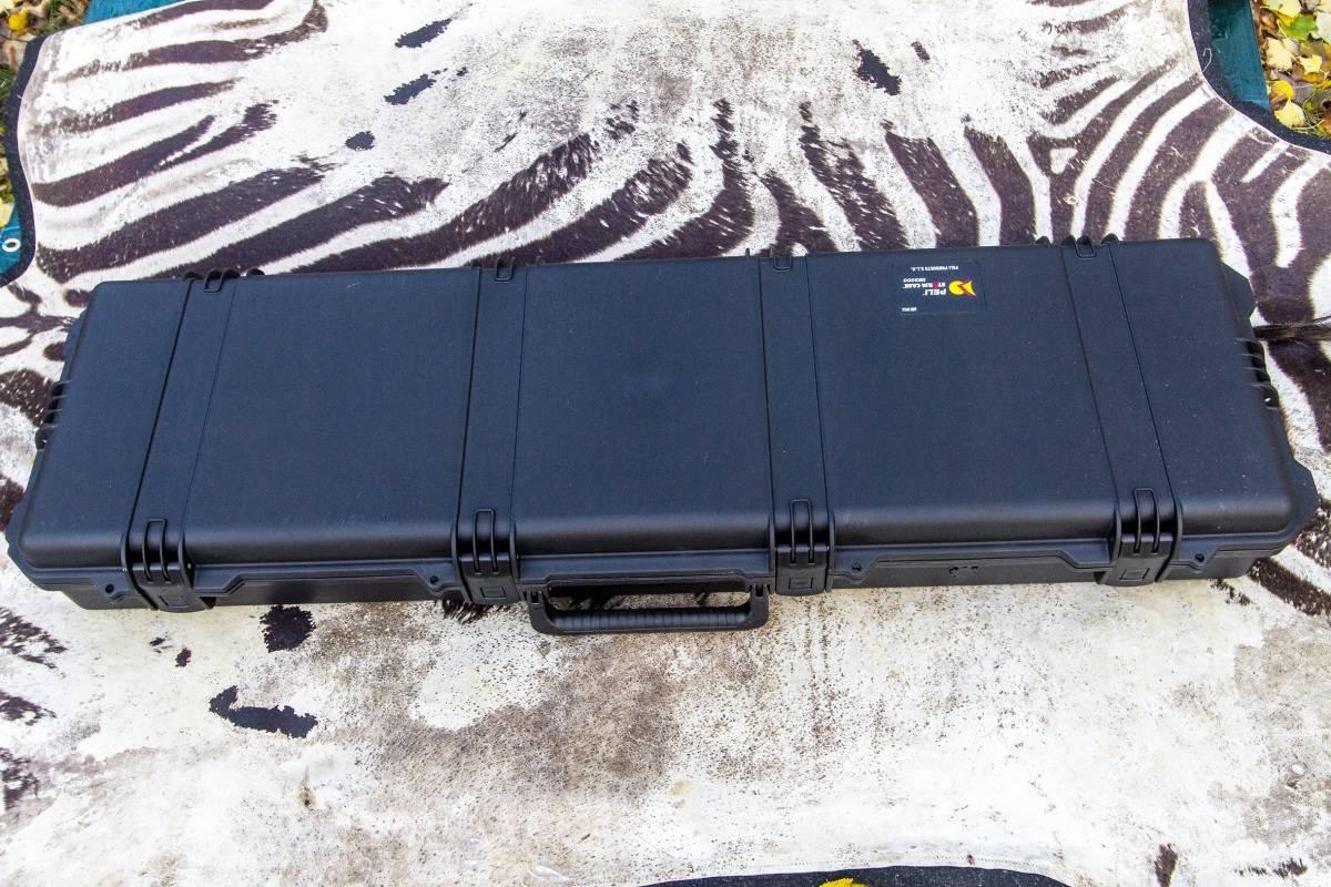 Test av Peli Storm Case iM 3300.