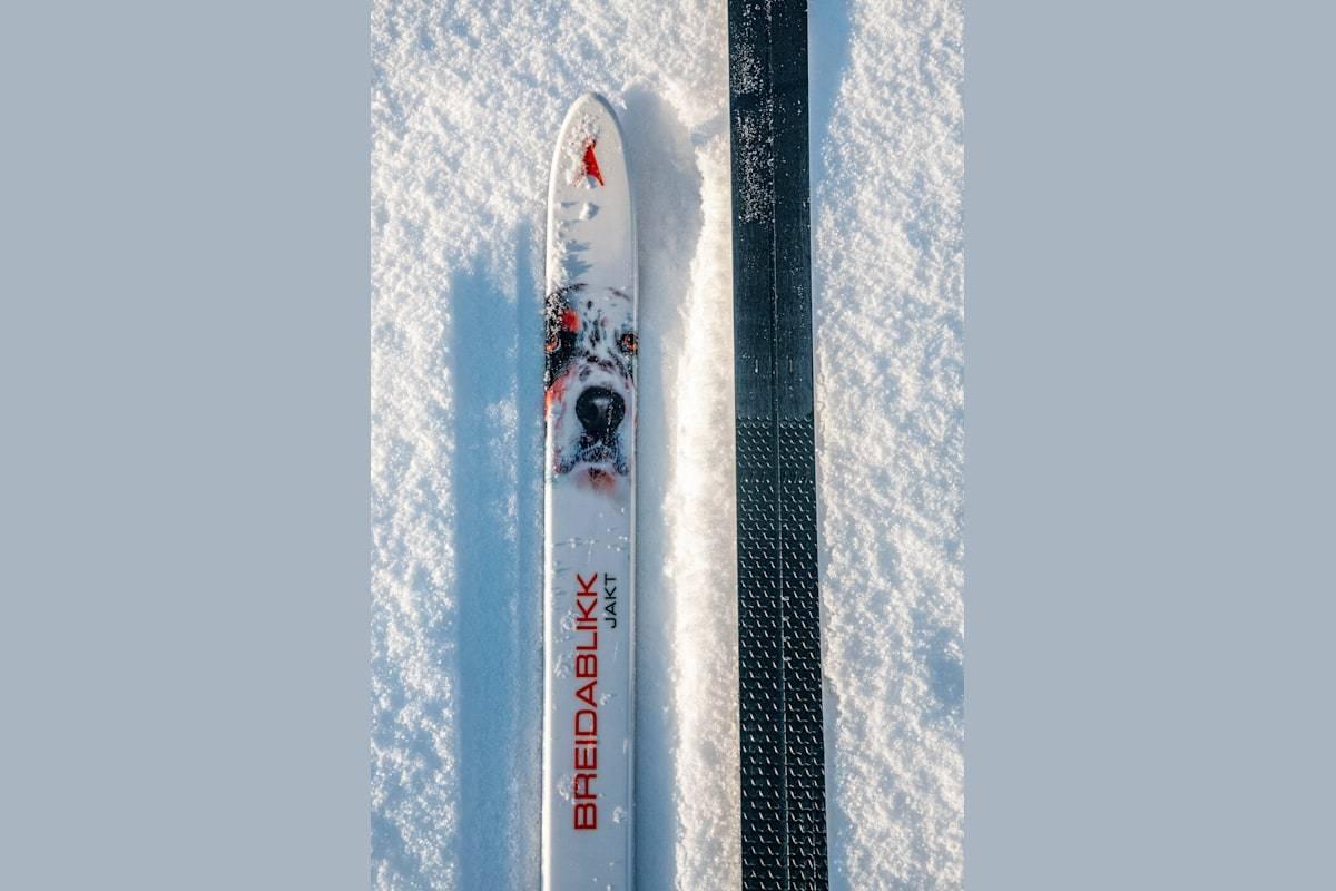 Setter standard: Med mindre du trenger ekstreme egenskaper i løssnø, byr Åsnes Breidablikk på et gåvennlig kompromiss.