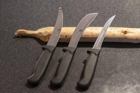 Test av Sanelli Supra slaktekniver