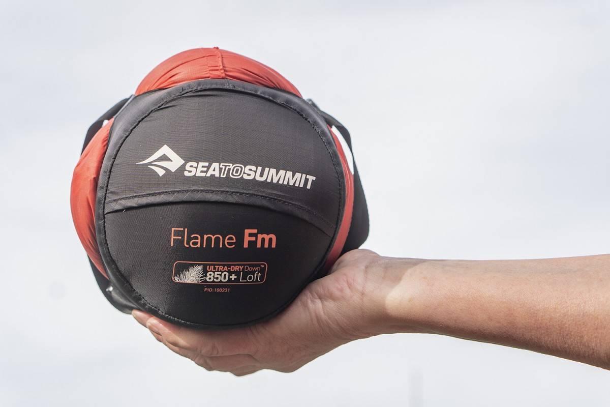 Test av Sea to Summit Flame FM III