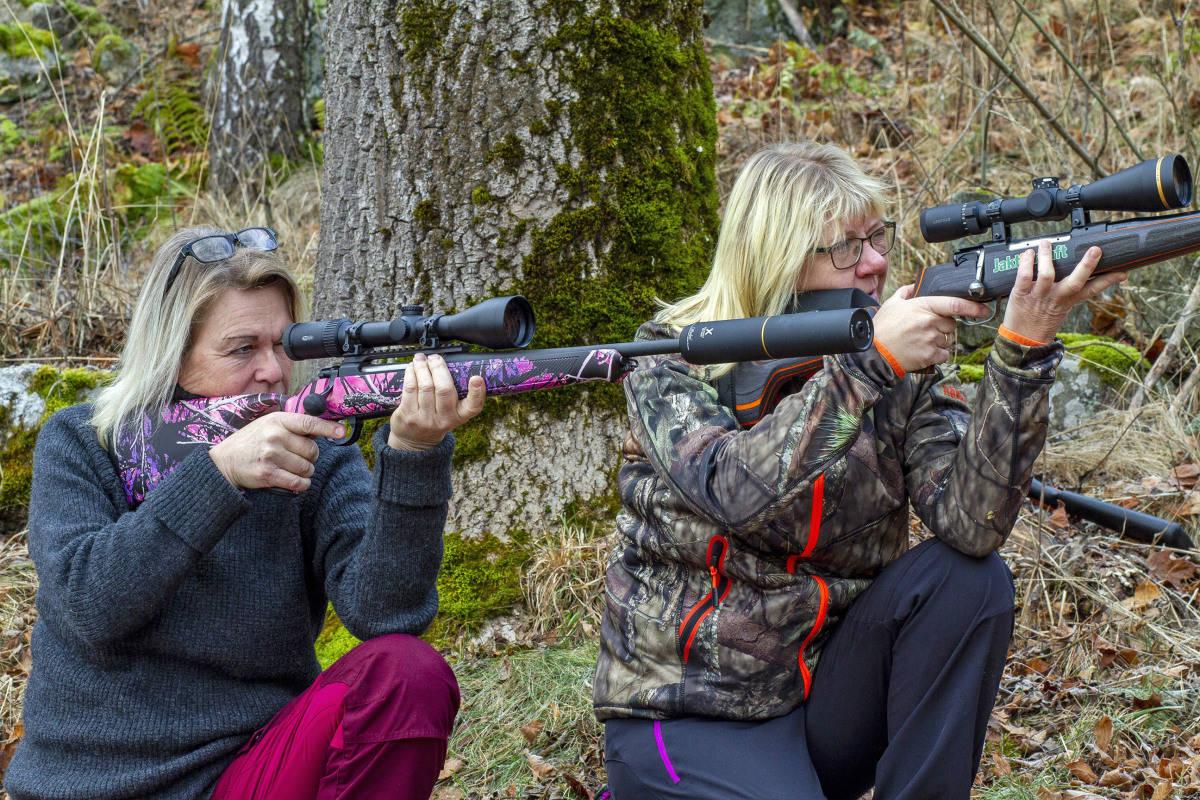 Gode rifler for damer