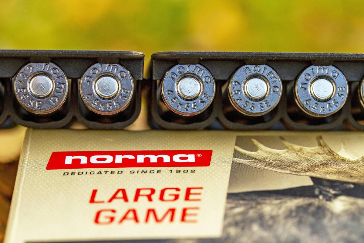 Test av Norma Oryx Silencer jaktammunisjon for rifle med lyddemper