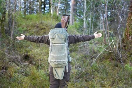 Våpensekk riflesekk sekk til jakt våpen