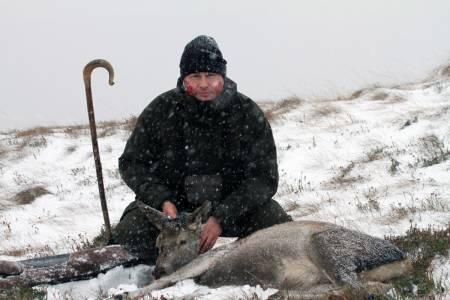 hjortejakt i Skottland, fasanjakt i Skottland, jaktreise Skottland