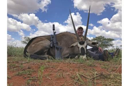 Safarijakt i Afrika, jaktreise Afrika