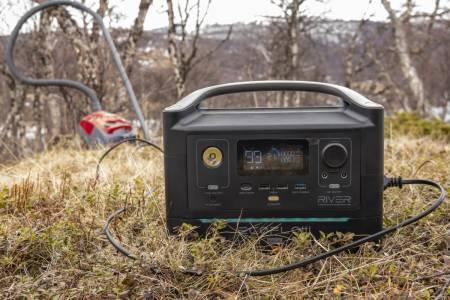 Test av Ecoflow River 600 Max