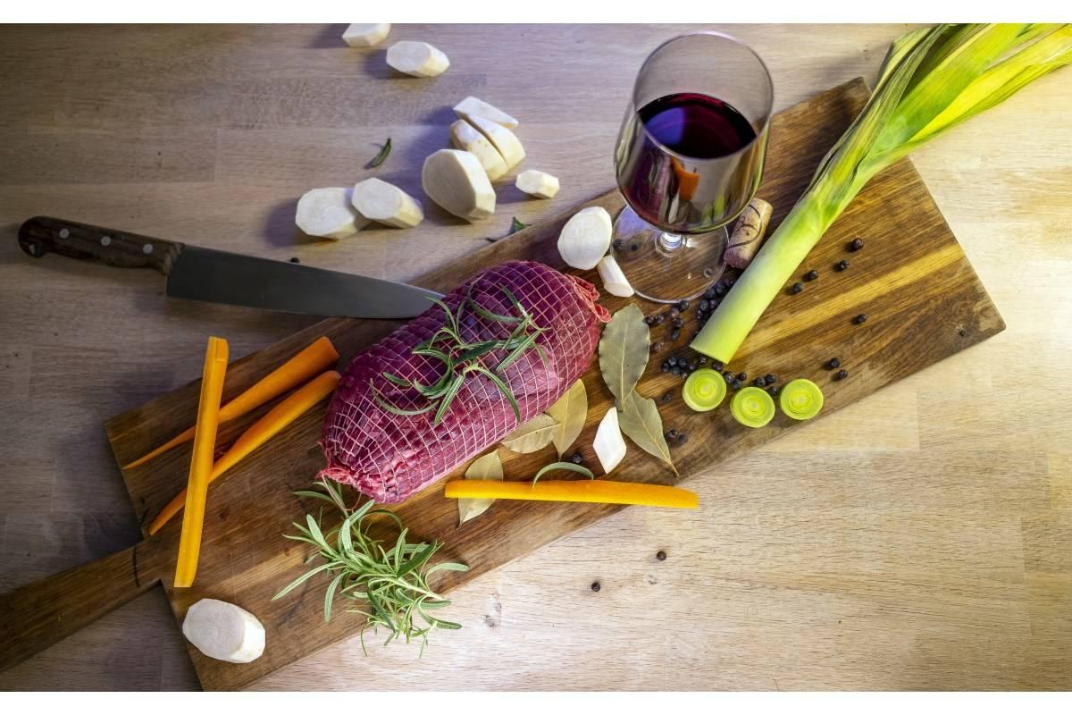 viltkjøtt steik stek