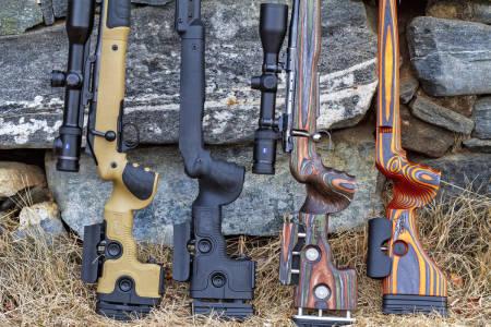Riflestokker fra GRS