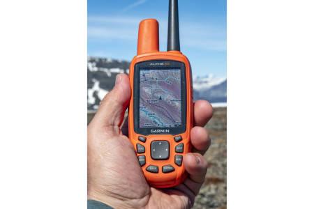 Test av Kartmannen GPS-kart