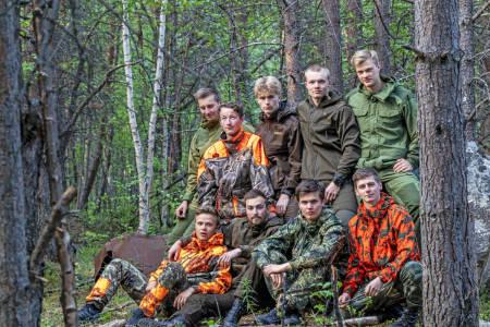 test av jaktdresser, jaktdress for reinsjakt, beste jaktdress,