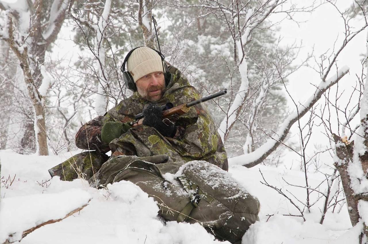 jakt, vinterjakt, fryse på jakt, frysepinn, varmeklær