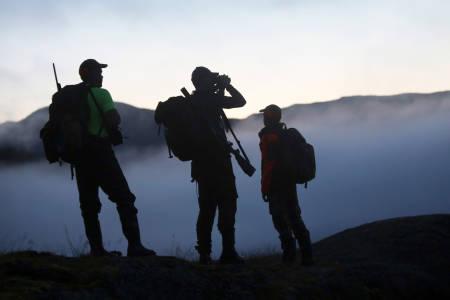 RESPEKT: I et samfunn som ser med stadig mer kritiske øye på jaktutøvelse, er det viktig å behandle viltet med fortjent respekt.