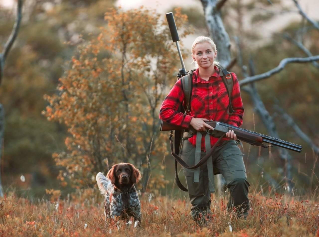 Ferske jegere kan bli med en erfaren jeger på jakt. Foto: Janne Svihus/NJFF