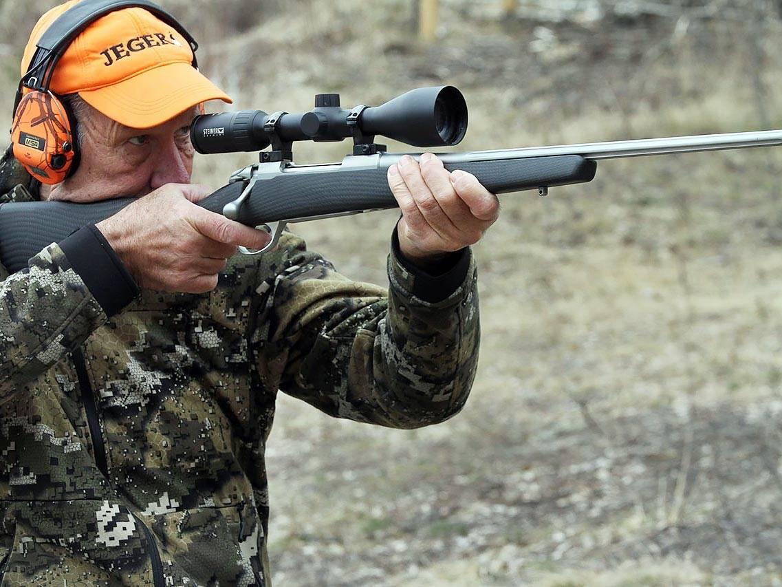 Våpenforskrift våpenlov jaktvåpen