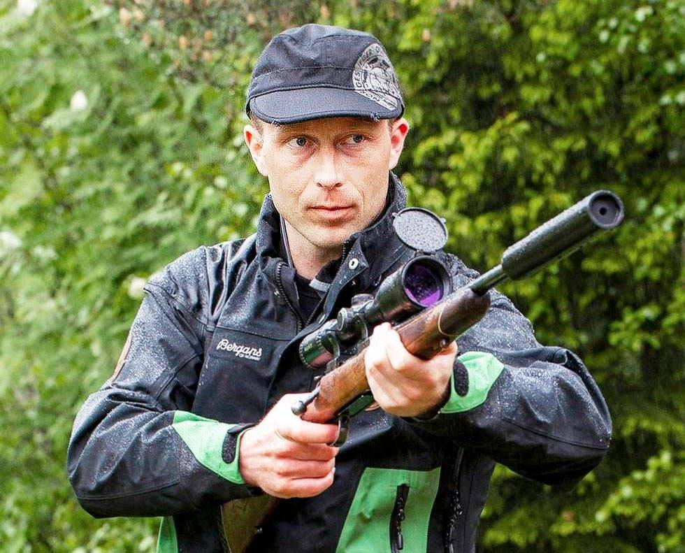 NJFF Vidar Nilsen, kompensasjonsordning, halvautomatisk rifle, våpenlov