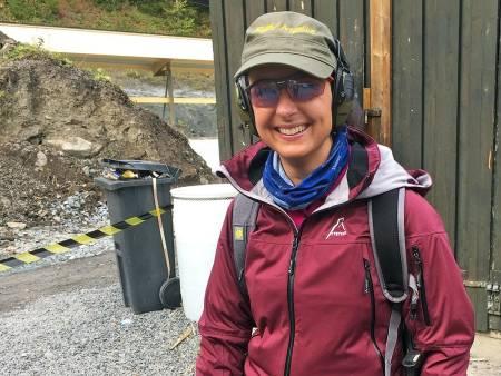 Jenny Klinge, senterpartiet, våpenlov, kompensasjonsordning, halvautomatiske rifler