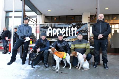 jaktprøve jakt prøve hund nm andøya fuglehund