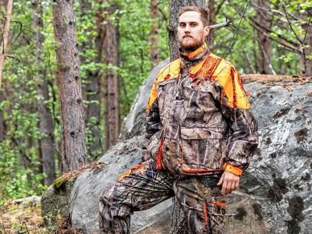 Test av Mackenzie Camo hunting suit