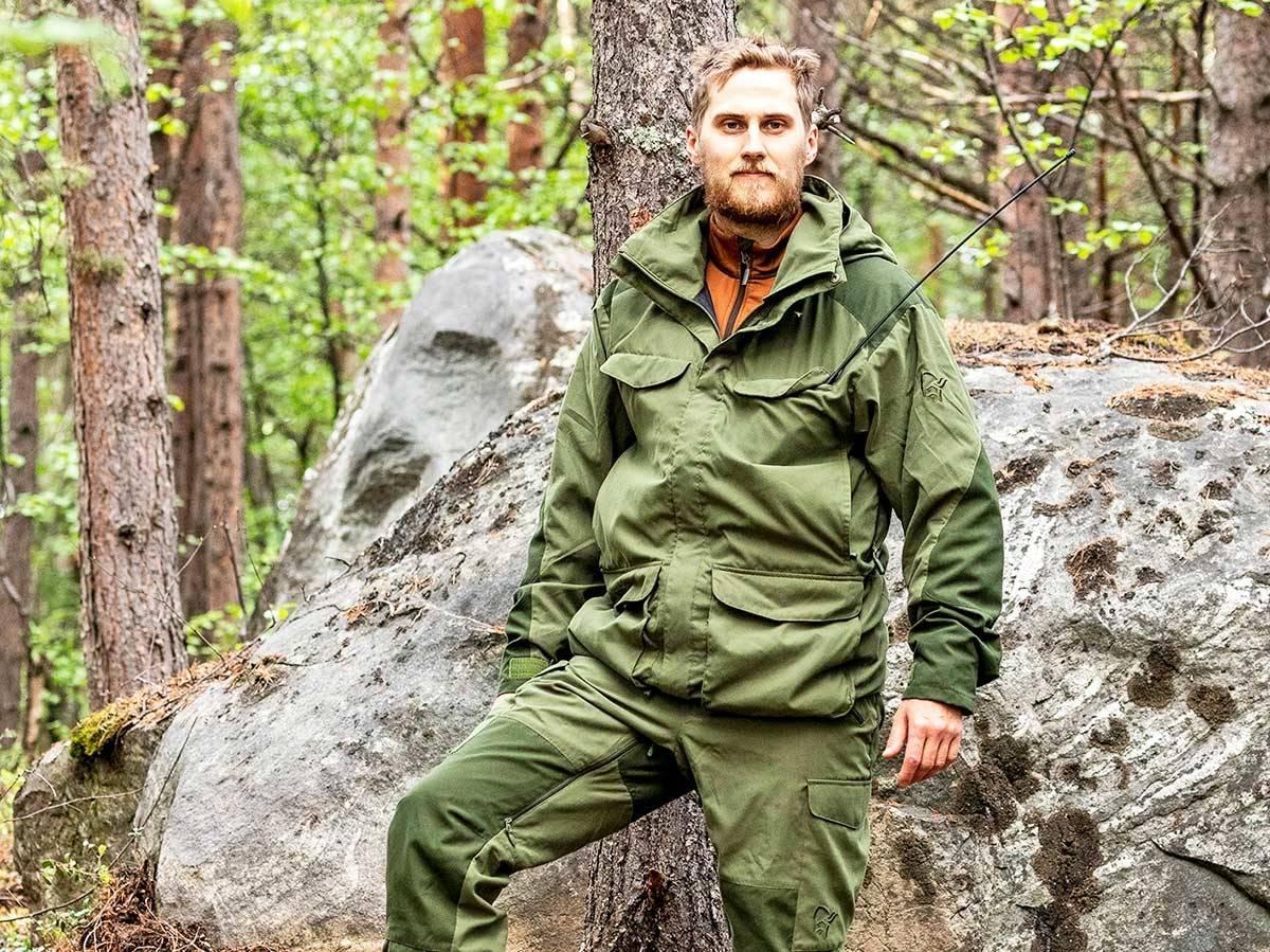 Test av Norrøna Finnskogen