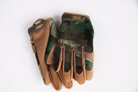 God hånd: Mechanix Wear Original er komfortable hansker som tåler en god del.
