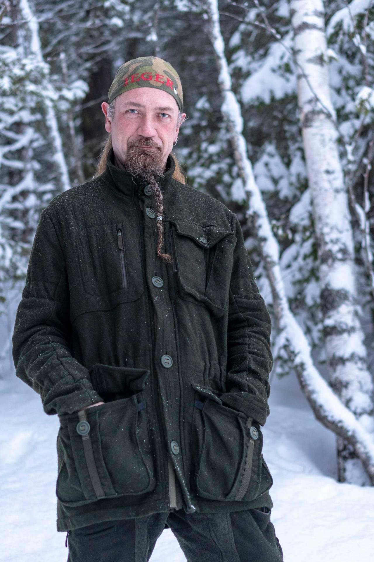 GRUNDIG: Gamshorn er ei gjennomarbeida jaktjakke med flust av detaljer som du vil finne nyttige – stort sett.
