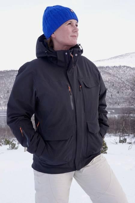 God ide: Tanken bak Nordic Heat-jakken er god, men gjennomføringen står ikke helt i stil, særlig batteriets varighet.