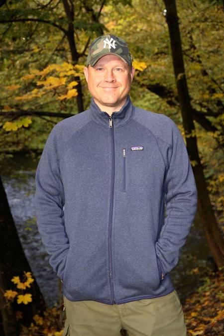 Greit: Patagonia Better Sweater er et trygt, men ikke veldig spennende fleece-alternativ.