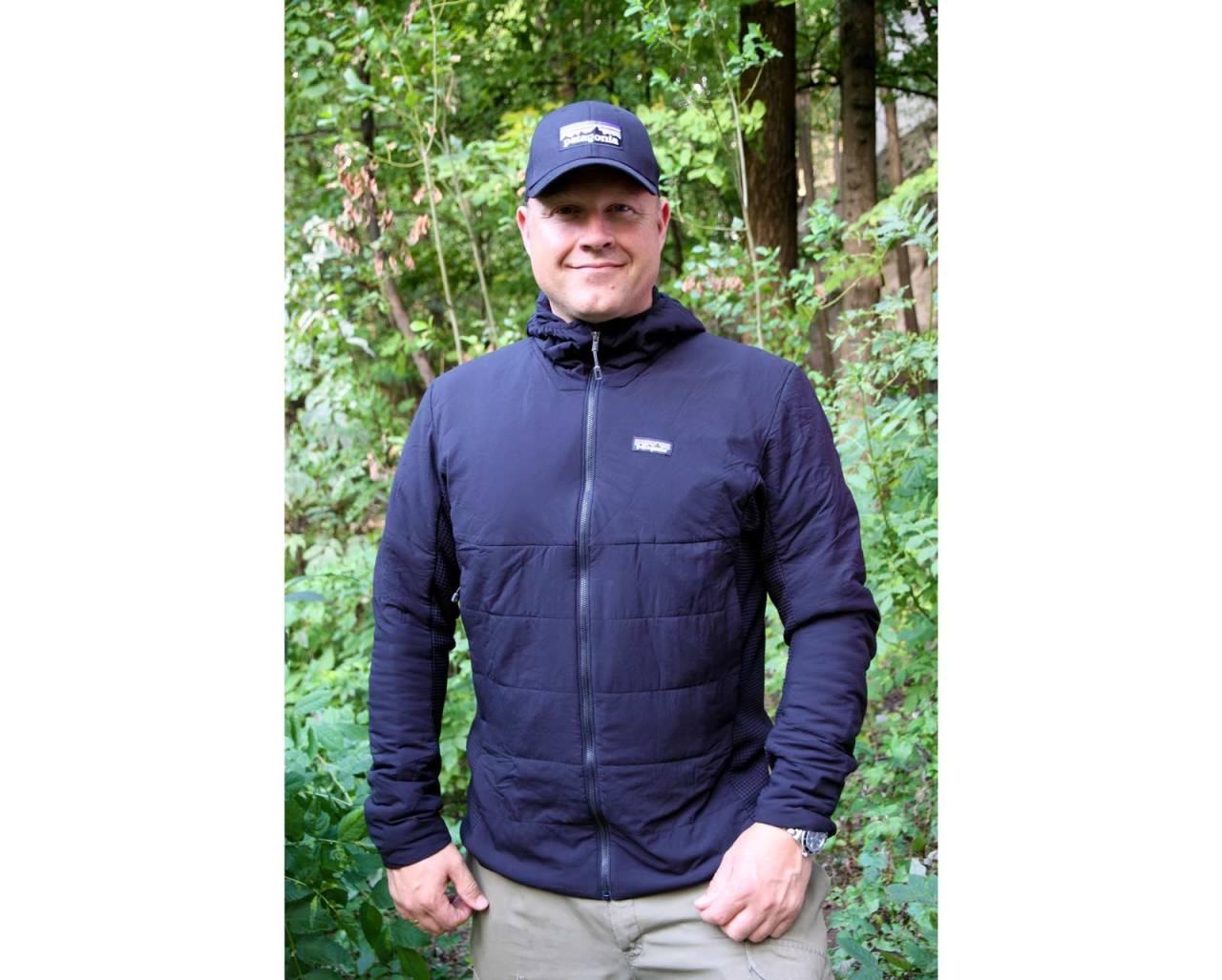 Allrounder: Patagonia Nano-Air er en superlett og kompakt jakke man kan like.