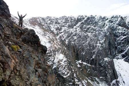 Snøgeitjakt, British Columbia