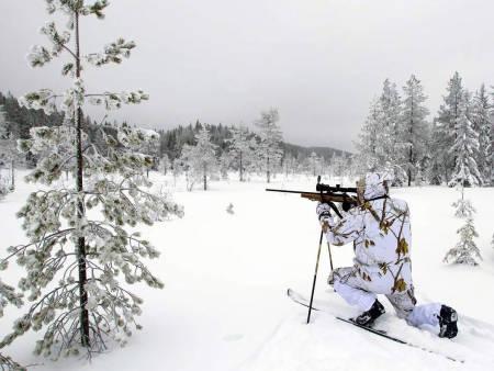 Jaktski, best i test, vinterjakt med ski