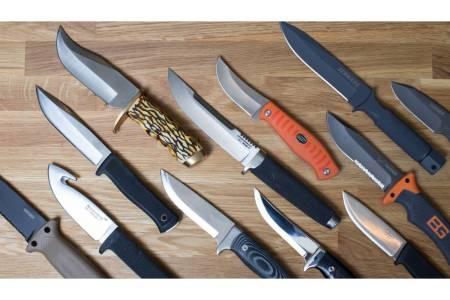 Kniv for jakt, beste kniv