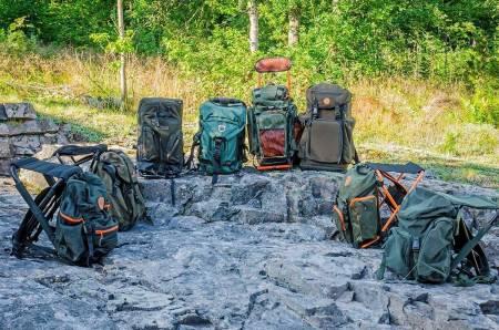 test ryggsekk stolsekker sekk til jakt