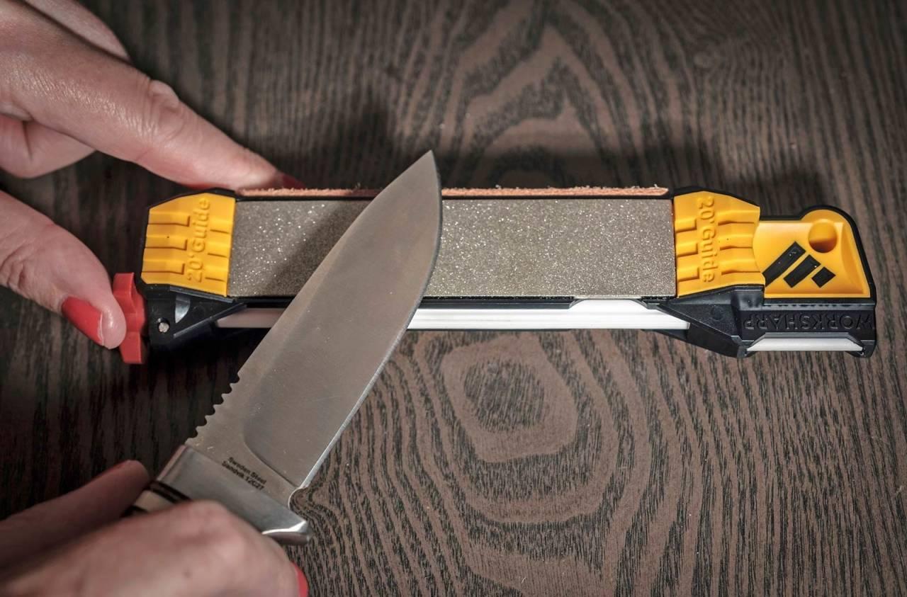 Test av Work Sharp GFS knivsliper