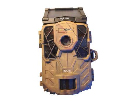 Viltkamera best i test, Spypoint solar.