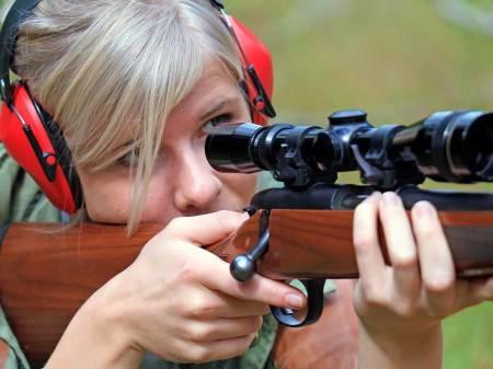Jaktvåpen, hagler, rifler, tester, anbefalinger