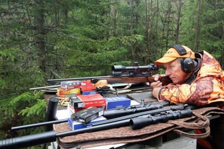 test rifle, storviltrifle, testvinner beste rifle