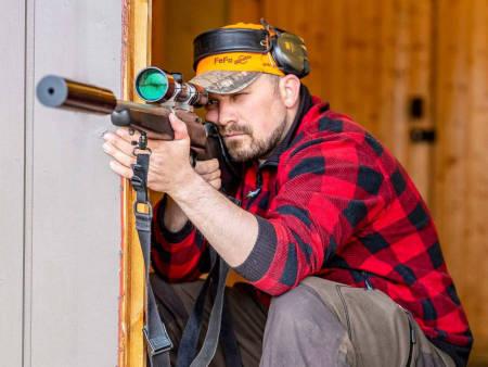 Skytetrening, rifle, skyte med rifle, storviltjakt, trene rifle skyting trening storvilt jakt