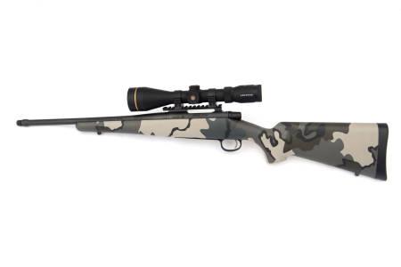 Lett og smekker: Kuiu-versjonen av Model Seven er ei hendig børse for dem som behøver et lite og nett våpen.