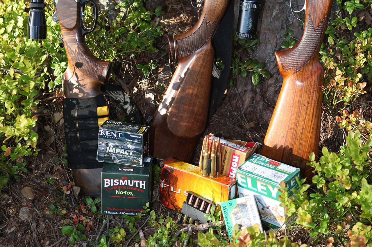 jeger jakt jaktvåpen våpen garderobe jaktvåpengarderobe